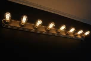 light bulbs bathroom rise and shine bathroom vanity lighting tips