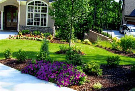 front yard flower garden flower garden design for front yard homelilys decor