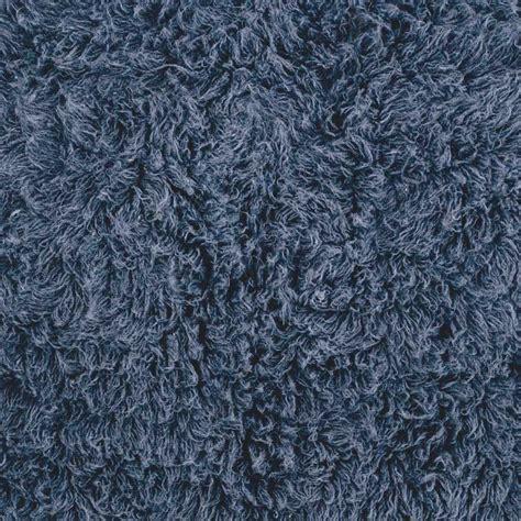 denim blue area rug genuine flokati denim blue shag rug from the flokati