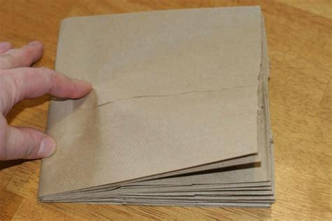 paper lunch bag crafts make a paper lunch bag photo album diy craft