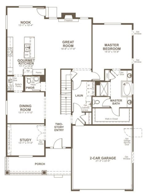 richmond homes floor plans richmond american homes floor plans new home