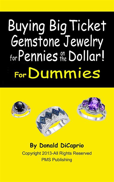 jewelry for dummies quot buying big ticket gemstone jewelry for pennies on the