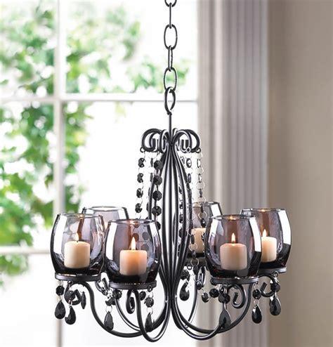 black candelabra chandelier cernel designs