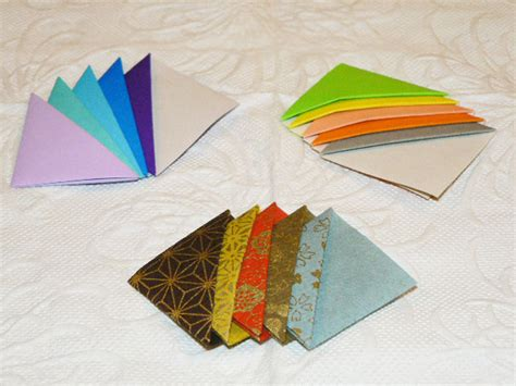 bookmark origami simple trick to make your own origami bookmarks bored panda