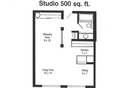 floor plan for 500 sq ft apartment 500 square 1 bedroom apartment buybrinkhomes