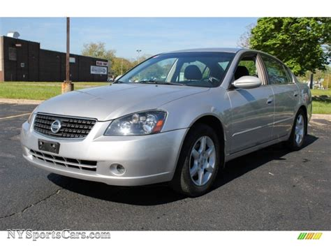 2005 Nissan Altima 2 5 by 2005 Nissan Altima 2 5 S In Sheer Silver Metallic 436963