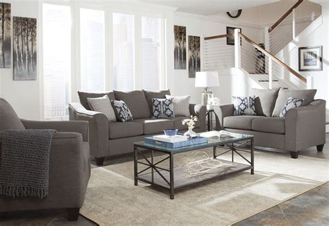 grey living room set salizar gray living room set 506021 coaster furniture