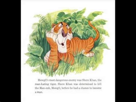 jungle book story with pictures jungle book disney story