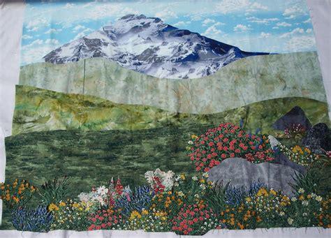 landscape quilt patterns margret s place qals winnings yeah