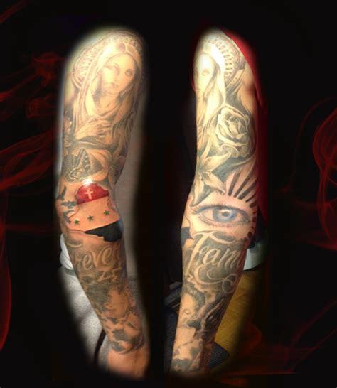 tattoos full sleeves