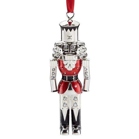 nutcracker ornament lenox nutcracker silver ornament silver superstore