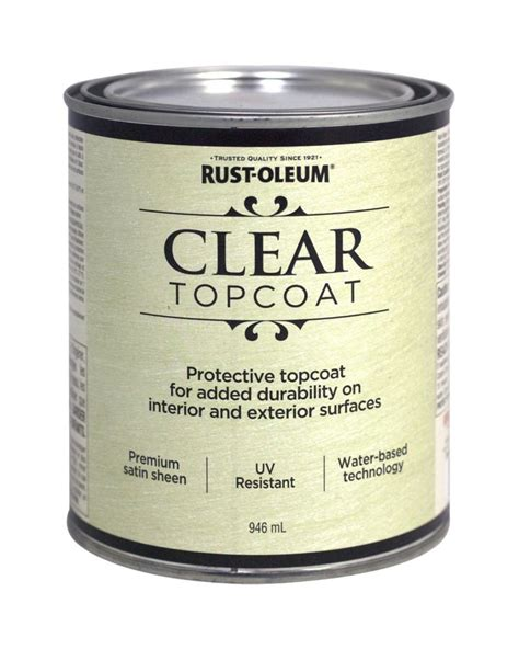 chalk paint home depot canada chalk paint clear topcoat 433623 canada discount
