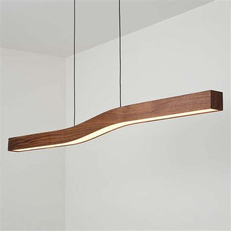 3 light linear pendant camur led linear pendant light by cerno ylighting