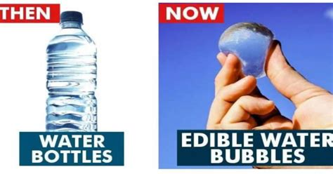 edible water edible water bubbles that can be the answer to plastic