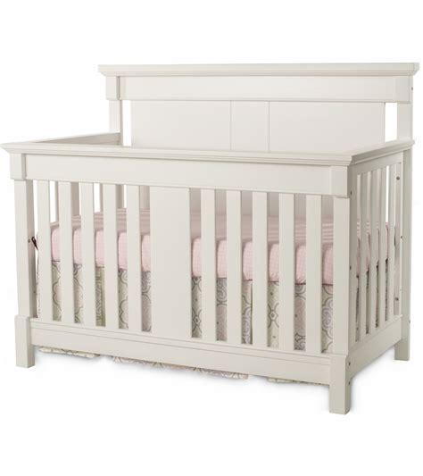 Child Craft Bradford 4 In 1 Convertible Crib In Matte White
