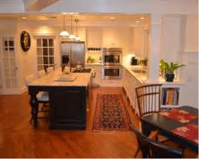 kitchen with center island center island with stove houzz