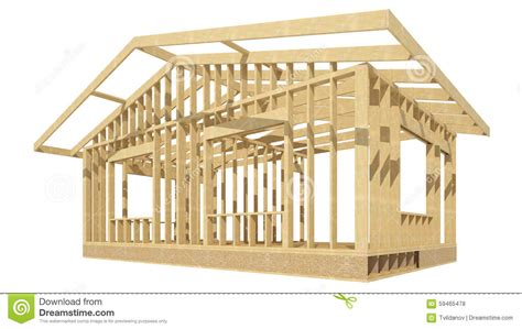 new construction design new residential construction home wood framing stock