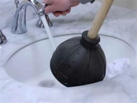 fixing kitchen sink bathroom how to fix a clogged sink severely clogged