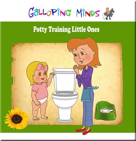 potty picture books galloping minds potty resources potty