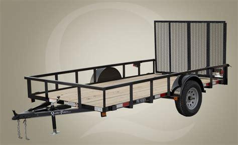 landscape lighting exles single axle trailer professional grade 2990 gvwr