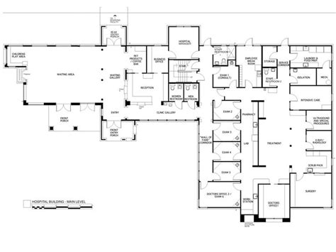 floor plan of a hospital veterinary floor plan zoot pet hospital izzie animals