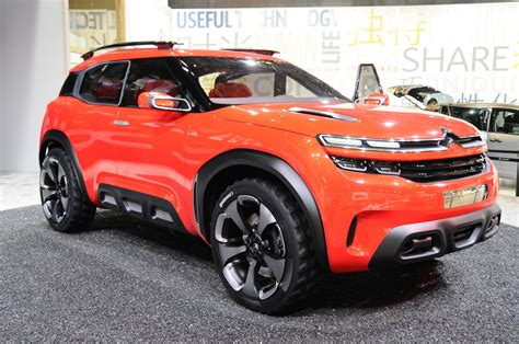 Citroen Suv by 2018 Citroen Aircross Suv Review And Price 2019 Car Release