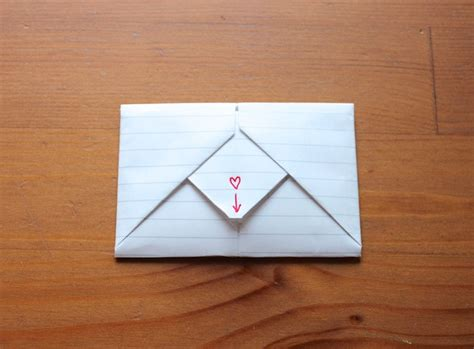 origami letter folds how to fold origami notes for valentines day like you did