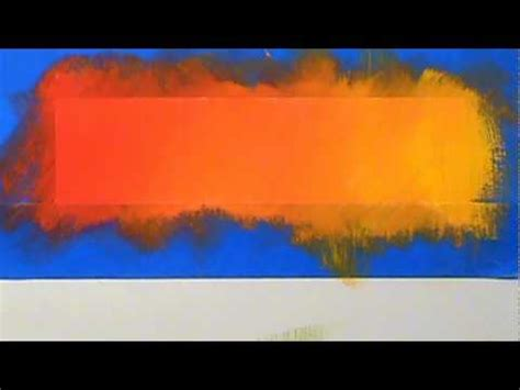 how to blend acrylic paint on canvas blending acrylic paint through yellow