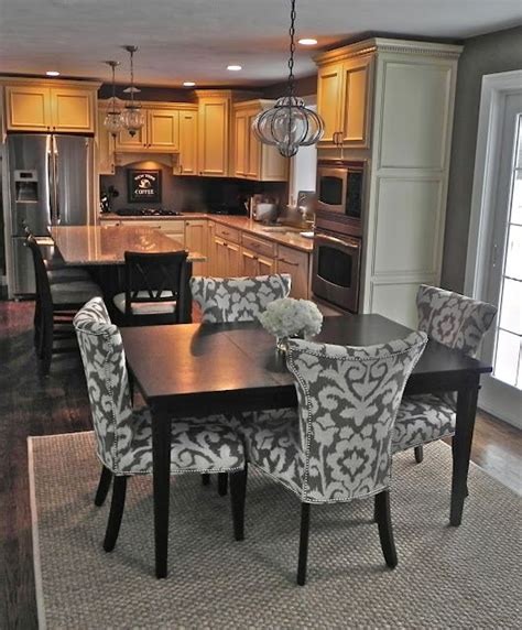 kitchen dining room table and chairs pretty dining chairs and square table pendant light is
