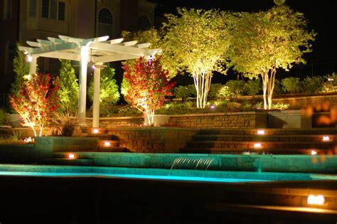 landscape lighting pictures foundation dezin decor landscape garden water lights