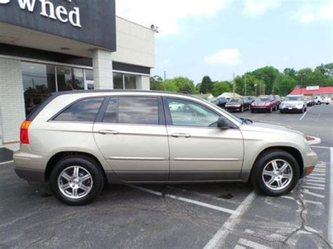 2008 Chrysler Pacifica Touring by Buy Used 2008 Chrysler Pacifica Touring In 5550 N Keystone