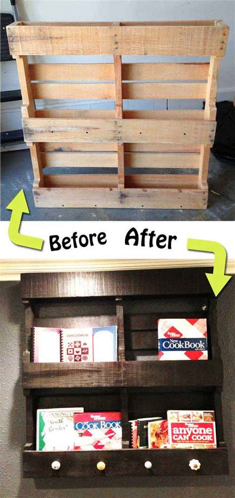 pallet crafts projects top 30 the best diy pallet projects for kitchen amazing