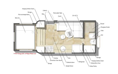 design your own motorhome mcm design custom motorhome design 2