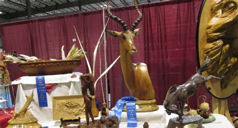 woodworking events wood carving shows