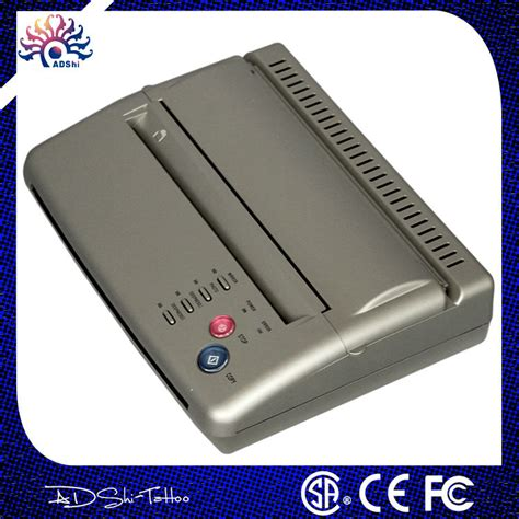 portable copier tattoo thermal copier machine stencil