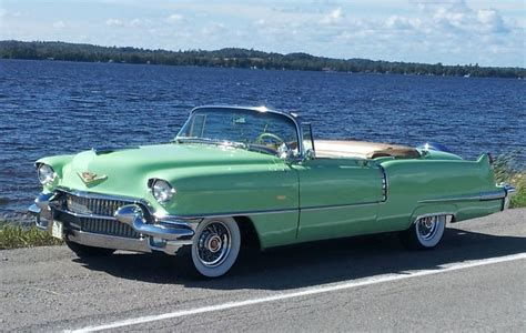 1956 Cadillac Convertible by 1956 Cadillac Series 62 Convertible The One The Only