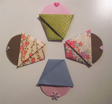 how to make a origami cake schmuckes gedanken caf 233 origami cupcakes