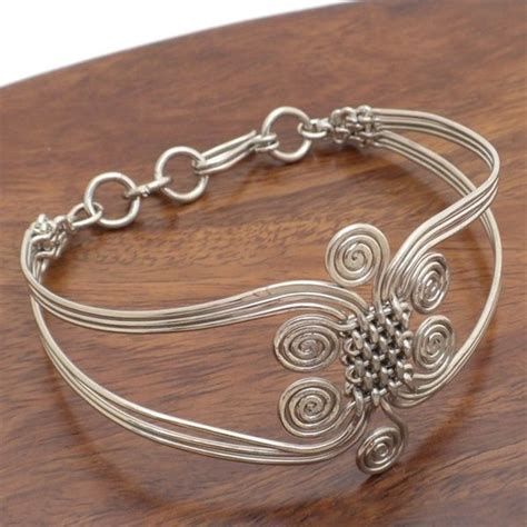 how to make wire weave jewelry 1000 ideas about wire jewelry designs on