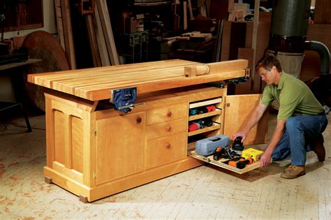 american woodworking aw workbench popular woodworking magazine