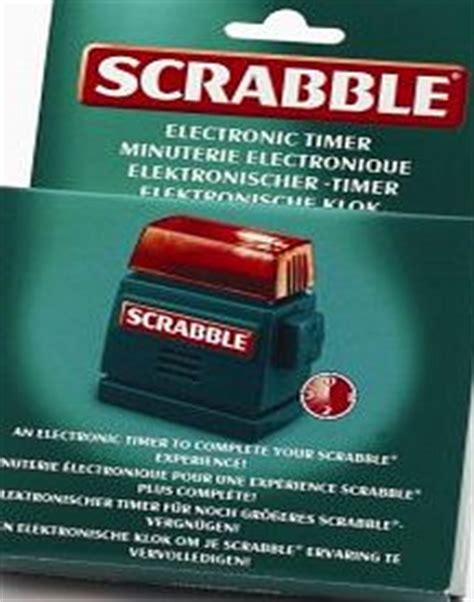 scrabble timer scrabble