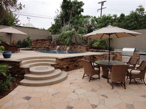 backyard pool and spa backyard pool and spa entertainment backyard with pool