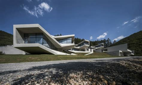 Family Floor Plans arquitectura moderna en hongcheon corea del sur