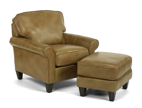 leather chairs and ottomans leather chair and ottoman plymouth furniture
