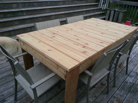 cedar patio table dining table outdoor cedar dining table
