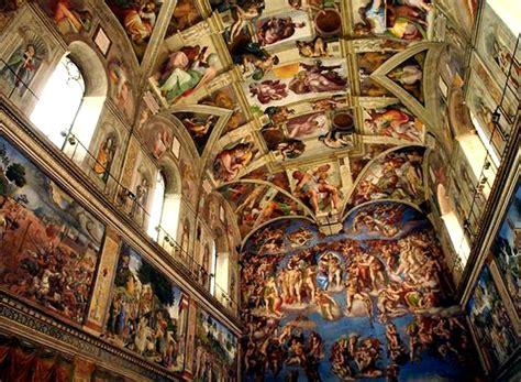 la chapelle sixtine italie decouverte