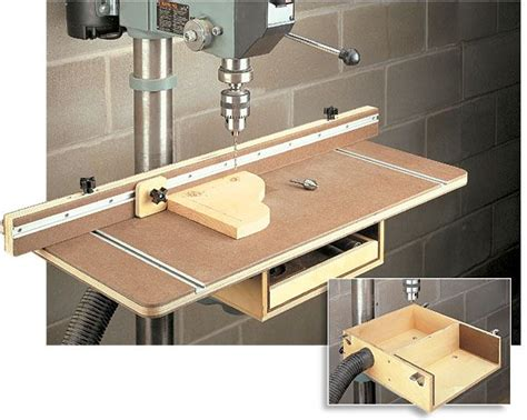drill press table woodworking plans drill press table drill press woodworking projects diy