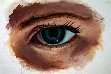 acrylic paint eye eye acrylic by nathaniel rowland on deviantart