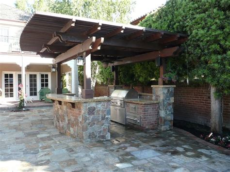 covered outdoor kitchen designs covered outdoor kitchen search outdoor kitchen