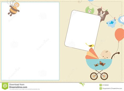 for cards baby card stock images image 21158584