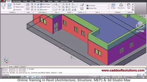 3d room builder autocad 3d house modeling tutorial 6 3d home 3d
